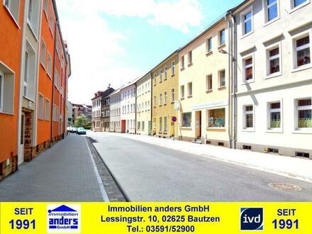 Moderne 2-Raum-Single-Wohnung mit EBK und PKW-SP in Bautzen