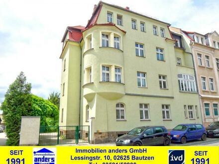 Moderne 2-Raum-Wohnung mit Balkon in Bautzen