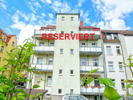 Moderne 2-Raum-Eigentumswohnung mit Balkon und Stellplatz in Bautzen (vermietet)