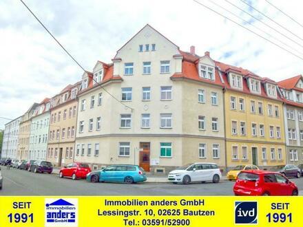 Moderne 2-Raum-Wohnung in ruhiger Wohnlage in Bautzen