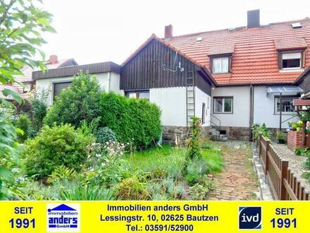 Teilmodernisiertes RMH in ruhiger Wohnlage in Bautzen