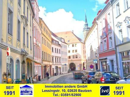 Modernes, denkmalgeschütztes, voll vermietetes Wohn- und Geschäftshaus - in Bautzen