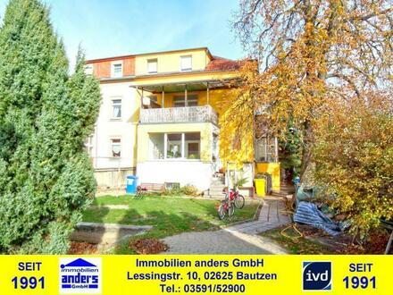 Modernes 3-Familienhaus mit Balkon - Veranda und Garage/Nebengelass in Bautzen