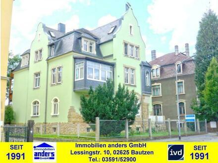Moderne 2-Raum-Wohnung mit Balkon und Stellplatz in Bautzen