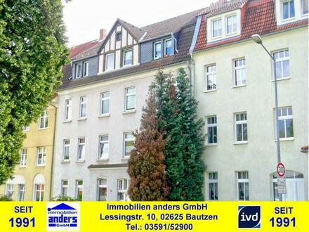 Moderne 3-Raum-Dachgeschoss-Wohnung in Bautzen