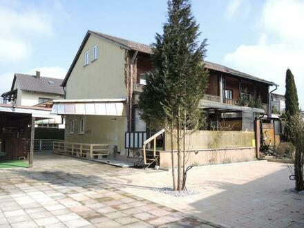 Platz für 2 Generationen - geräumige Doppelhaushälfte in Dachau