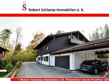 Außergewöhnlich! Top 2,5-Zimmer-Wohnung in Brannenburg zu verkaufen!