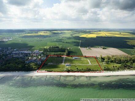 Traumgrundstücke direkt an der Ostsee