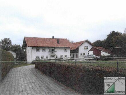 Anwesen mit Einfamilienhaus und mehreren Nebengebäuden 84375 Kirchdorf a. Inn