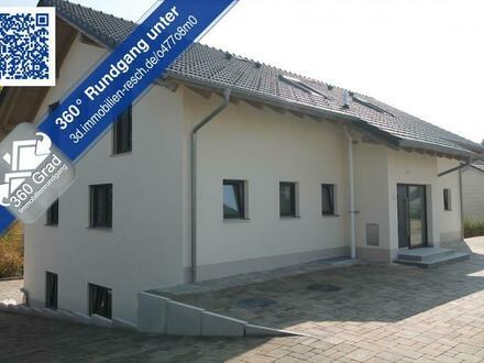 Wohntraum auf 2. Etagen für höchste Ansprüche! 4-Zimmer-Neubauwohnung in Passau-Grubweg