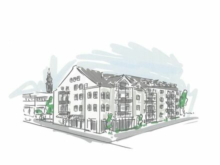 Gewerberäume geeignet für ETW's in Deggendorf Nähe Zentrum