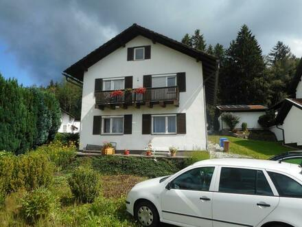 Renovierungsbedürftiges Einfamilienhaus Nähe Kirchdorf im Wald – Raum Grafenau