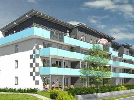 Neubau Penthaus -ETW in Hof-Krötenbruck