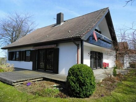 Selten angeboten - Schönes, großzügiges Wohnhaus in Berg