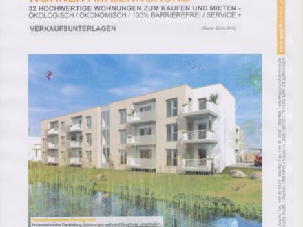 3-Zimmer Eigentumswohnungen am Zenngrund KfW-55-Standard