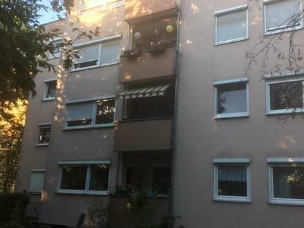 4-Zimmer Wohnung mit Loggia in Nbg