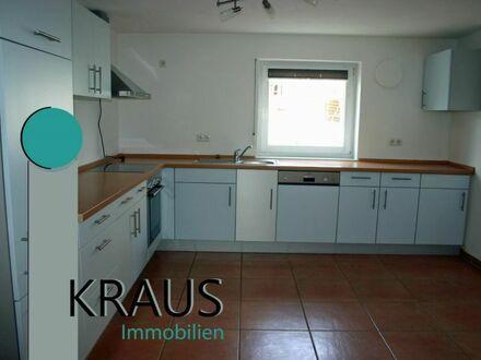Mit EBK! Herrliche 3-Zimmer-Wohnung zentrumsnah in Deggendorf! Energiesparhaus - sehr geringe NK!