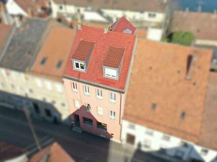 Rentables Wohn-/Geschäftshaus in Kitzingen