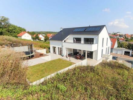 Exklusive Architektenvilla in Güntersleben