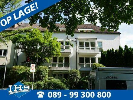 Solide Kapitalanlage in idealer Lage Harlaching - Vermietete 2-Zimmer-Wohnung mit Südbalkon