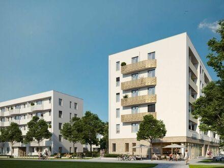 ERSTBEZUG! Gut geschnittene Büro-/Ladenfläche mit großer Fensterfront in München-Perlach