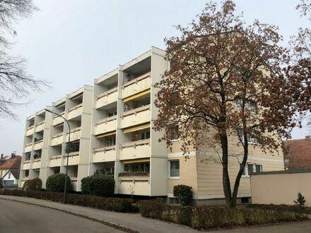 Komfortable 2-Zimmer Wohnung in zentraler und dennoch ruhiger Lage von Dachau