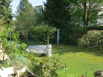 Hübsche 3-Zimmer-Wohnung mit Gartenzugang in ruhiger Wohnlage
