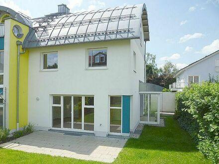 Top- Familienhaus mit Dachterrasse und Blick ins Grüne