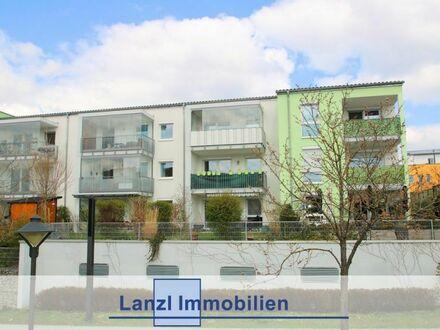 Wunderbare 2 Zi.-Wohnung mit EBK und Balkon im Ortszentrum