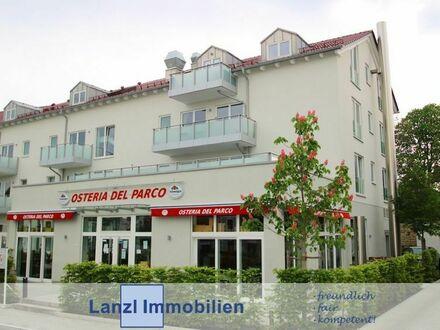 Neuwertige 3 Zi.- DG Wohnung mit Fußbodenheizung, Lift und 2 Balkonen