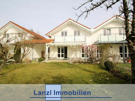 Exklusive Doppelhaushälfte mit 45 m² Wohnbereich