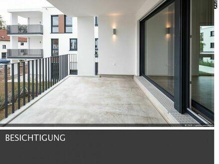 ERSTBEZUG - Attraktive moderne 2-Zi-OG-Whg. mit Traumbalkon