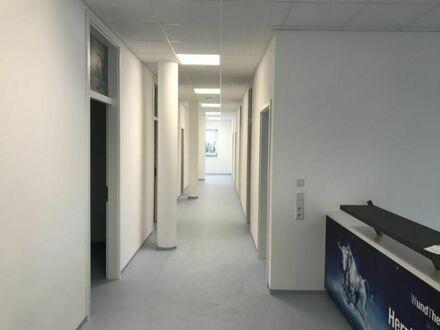 Helle und repräsentative Büroräume
