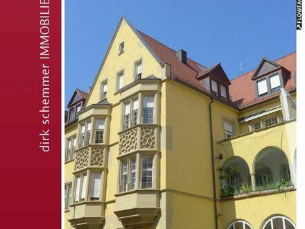 +++ VERKAUFT +++ Seltene Gelegenheit -Kapitalanlage in guter Citylage- Mehrfamilienhaus nähe Colombipark