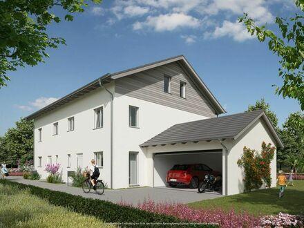Waldstraße: Neubau Doppelhaushälfte Haus 2 (nach WEG geteilt)