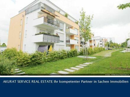 barrierefrei! exkl. 3,5-Zimmer-Penthouse (Aufzugzugang!) mit großer (ca. 60m2!!) Dachterrasse M.-Moosach
