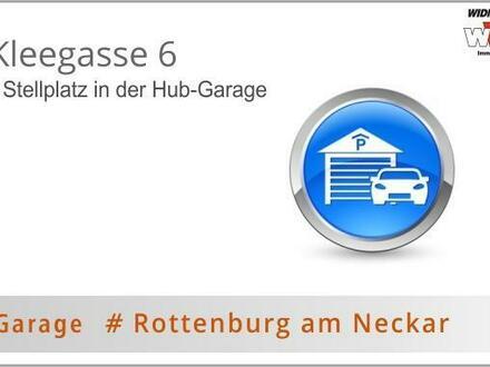# Garage # Rottenburg # Stadtmitte