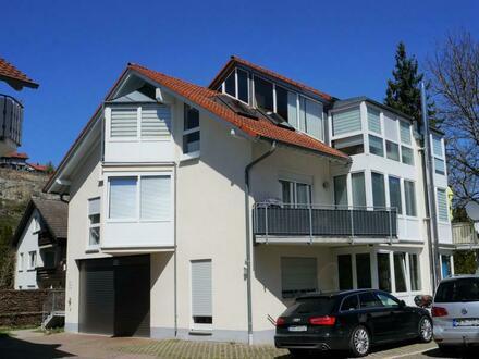 # nette Wohnung mit Terrasse