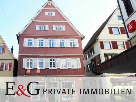 ***Denkmalgeschütztes Wohn- und Geschäftshaus in Toplage