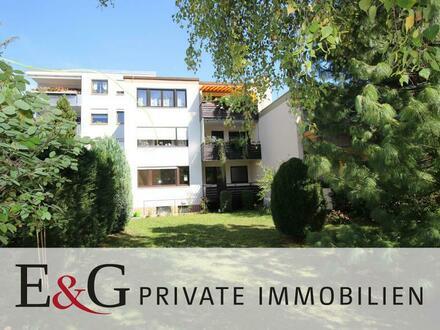 ***Schöne 4,5-Zimmer-Wohnung in gefragter Lage mit Blick ins Grüne in Fellbach***