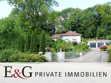 ***Charmantes Landhaus mit parkähnlichem Grundstück in Großerlach***