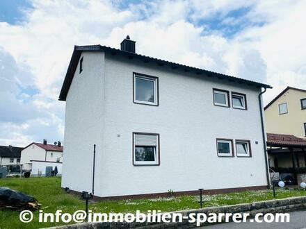 Schönes Einfamilienhaus mit Terrasse und großem Garten in Grafenwöhr