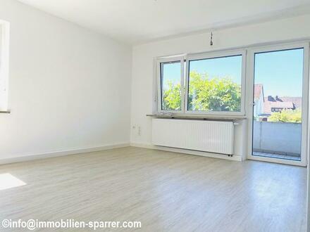 Geschmackvolle, sanierte 4-Zimmer-Wohnung mit Balkon