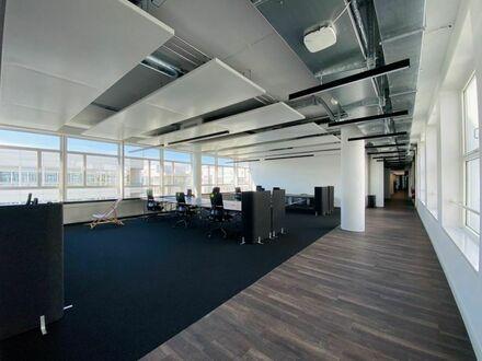provisionsfrei: sofort verfügbare ca. 503qm, flexible, helle Bürofläche mit Dachterrassennutzung