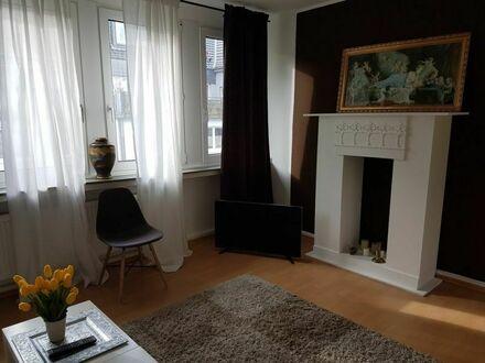 Zooviertel-Düsseltal: Schicke 2-Zimmerwohnung zur Zeitmiete -möbliert-