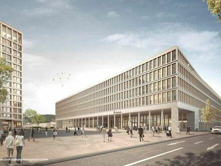 Zukunftsweisende Büroflächen direkt am Europaplatz  im Gebäude der neuen Sparkassenzentrale