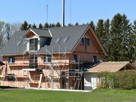 Neubau-Erstbezug, 3,5 Zimmer Maisonette Wohnung mit Terrasse und Balkon