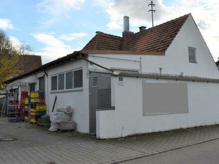 RG Immobilien - Jetzt kaufen, später abreißen - Bebaubar mit DH oder MFH