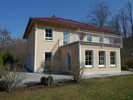 Architektenhaus im Grünen