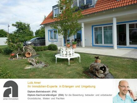 Elegante Maisonette-Wohnung vor den Toren Erlangens